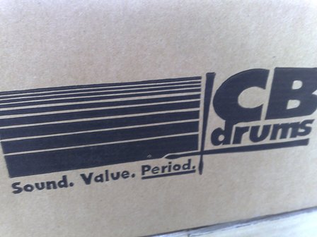 กระเดื่องเดี่ยว CB DRUMS