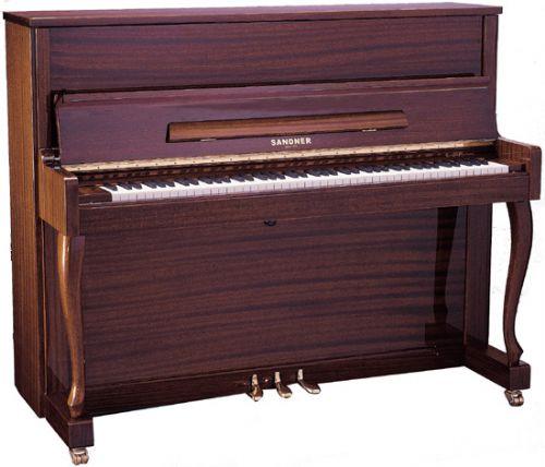 เปียโน Upright ยี่ห้อ SANDNER รุ่น  SP - 120S Standard Series คุณภาพดีเยี่ยม ราคาพิเศษ