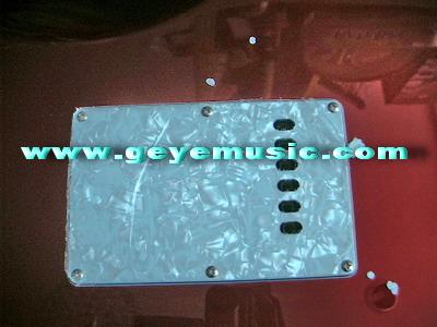 กีต้าร์ไฟฟ้า ยี่ห้อ MAGNET ทรงSTRATO รุ่น MEG-002เสียงดีคุณภาพเยี่ยมมาก 2