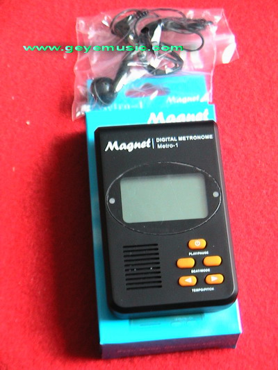 Metronome  metro-1 Metronme mode ยี่ห้อ Magnet  เครื่องตั้งสาย