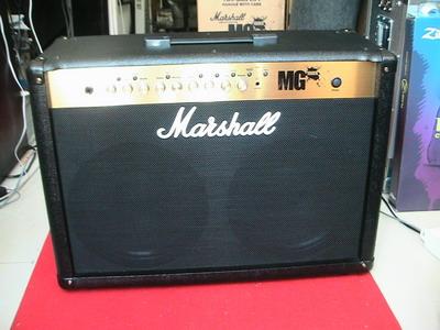 Marshall 100FX 2X12นิ้ว Combo (MG102FX) 100 Watt 1