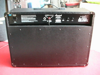 Marshall 100FX 2X12นิ้ว Combo (MG102FX) 100 Watt 8