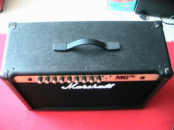 Marshall 100FX 2X12นิ้ว Combo (MG102FX) 100 Watt 10