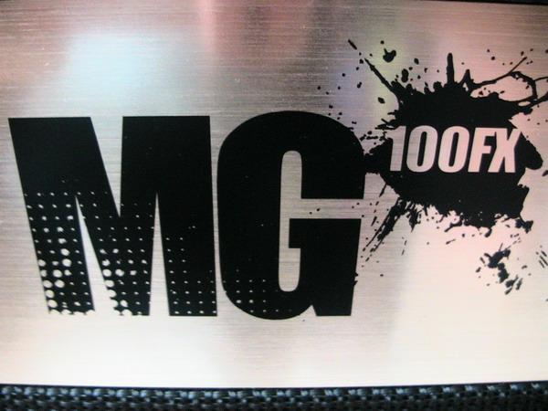 Marshall 100FX 2X12นิ้ว Combo (MG102FX) 100 Watt 14