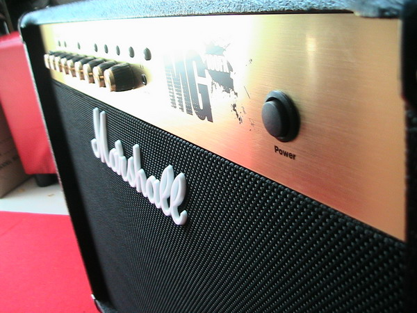Marshall 100FX 2X12นิ้ว Combo (MG102FX) 100 Watt 16