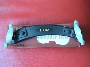 shoulder restrพลาสติกยี่ห้อ FOM สำหรับ ไวโอลิน 3/4 - 4/4