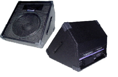 RECORD POWERED STAGE MONITOR รุ่น RPM15
