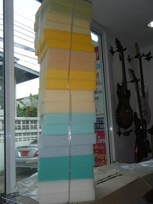 แผ่นซับเสียงรังไข่ สั่งตั้งแต่ 100 แผ่นขึ้นไป สามารถสั่งทำตามสีที่ต้องการได้