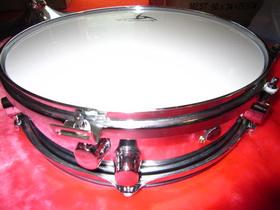สแนร์ราคาถูก steel snare DRUM  ยี่ห้อ triplesix รุ่น GEN-402