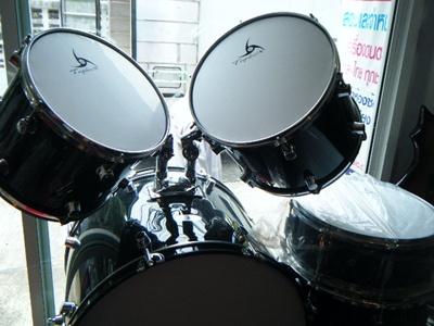กลองชุด triplesix รุ่น GE-2500 หนังกลองชุดหนา เสียงกลองชุดหนักแน่น ส่วนประกอบกลองชุดออกแบบใหม่หมด 16