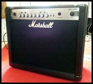 Marshall MG30CFX เสียงคุณภาพดี