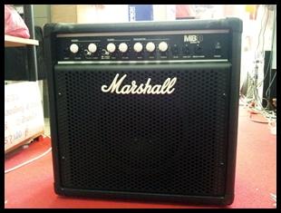 Marshall MG10 Watt แท้ๆ คุณภาพเยี่ยมทดลองเสียงได้ที่ร้าน