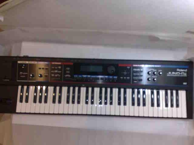 คีย์บอร์ด Keyboard Roland JUNO-Di