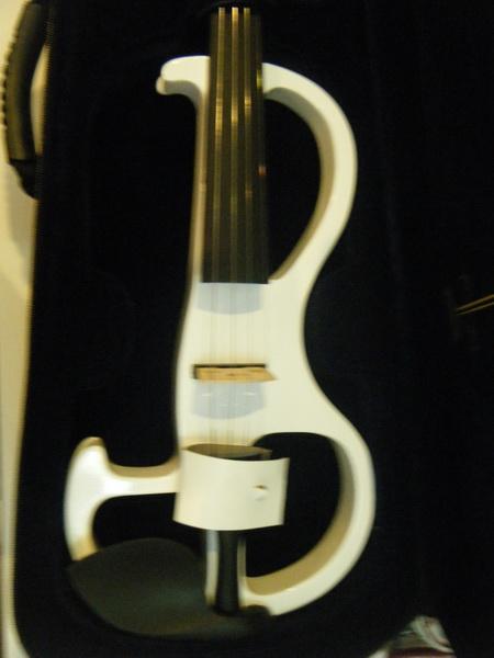 ไวโอลิน Electric Violin Siserveir GE110B  4/4