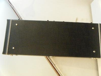 กล่องใส่กีต้าร์ไฟฟ้า กล่องแข็ง หุ้มหนัง Electric Guitar Case รุ่น GCG420 ขนาด 39 นิ้ว