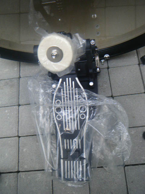 กลองชุด triplesix รุ่น GE-2500 หนังกลองชุดหนา เสียงกลองชุดหนักแน่น ส่วนประกอบกลองชุดออกแบบใหม่หมด 7