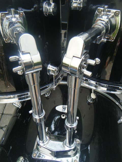 กลองชุด triplesix รุ่น GE-2500 หนังกลองชุดหนา เสียงกลองชุดหนักแน่น ส่วนประกอบกลองชุดออกแบบใหม่หมด 10