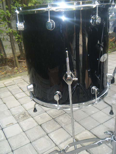 กลองชุด triplesix รุ่น GE-2500 หนังกลองชุดหนา เสียงกลองชุดหนักแน่น ส่วนประกอบกลองชุดออกแบบใหม่หมด 11