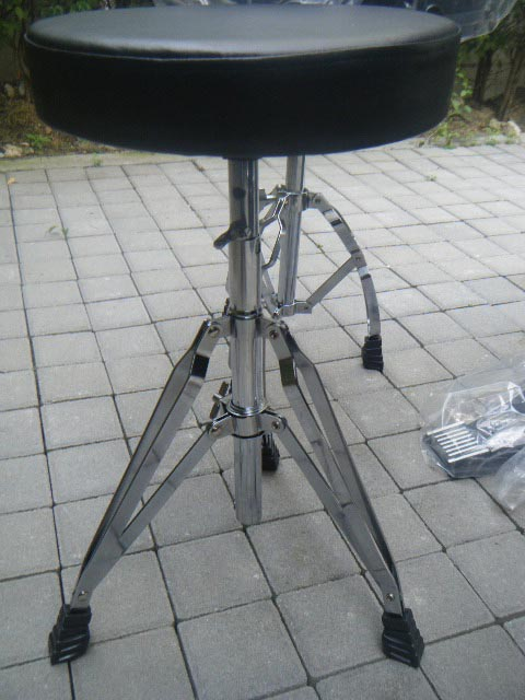 กลองชุด triplesix รุ่น GE-2500 หนังกลองชุดหนา เสียงกลองชุดหนักแน่น ส่วนประกอบกลองชุดออกแบบใหม่หมด 13