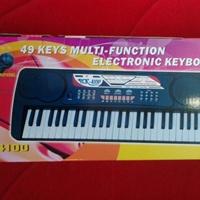 ราคา คีย์บอร์ด เครื่องดนตรีถูกๆ Keyboard ไฟฟ้า Siservier รุ่น GMK 4100