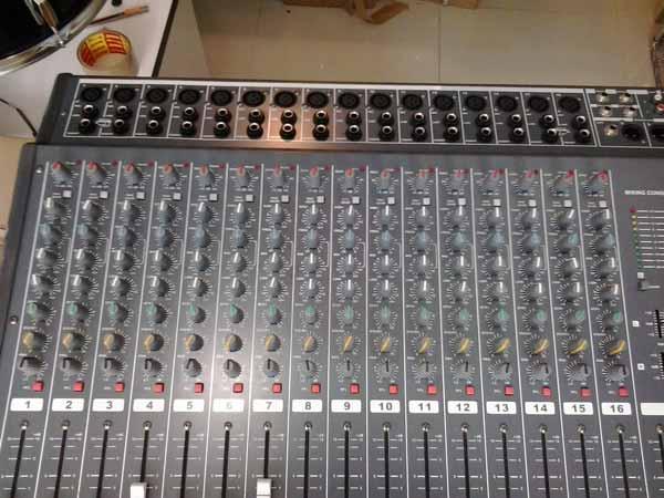 ขาย มิกเซอร์  Mixer Epic Sun รุ่น GEMC 2216 มิกเซอร์มือสอง ไม่ต้องซื้อ นี่มือหนึ่ง ราคา 13,190