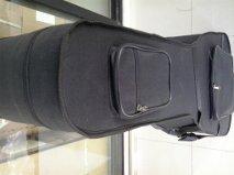 กล่องใส่กีต้าร์ โปร่ง ขนาด 41นิ้ว ตัวเต็มPLATO รุ่น 001 Acoustic Guitar Case-black out navy in