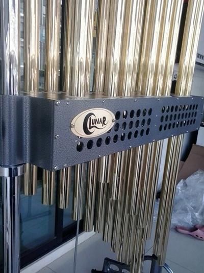 ระฆังราว ราคาถูก ไชม์  ยี่ห้อ LUNAR chimes tube:20 notes lacquerเสียงกองกังวาล ทดลองเสียงที่ร้านได้
