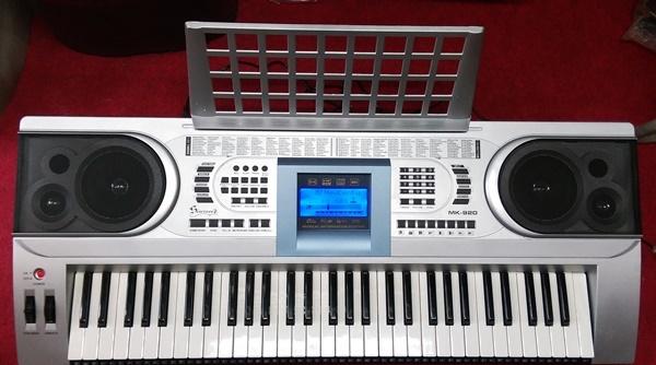 คีบอร์ดไฟฟ้า ยี่ห้อ Siservier  MK-920เล่น คีย์บอร์ด ได้ง่าย keyboard ราคา3987 ออฟชั่นมากๆ