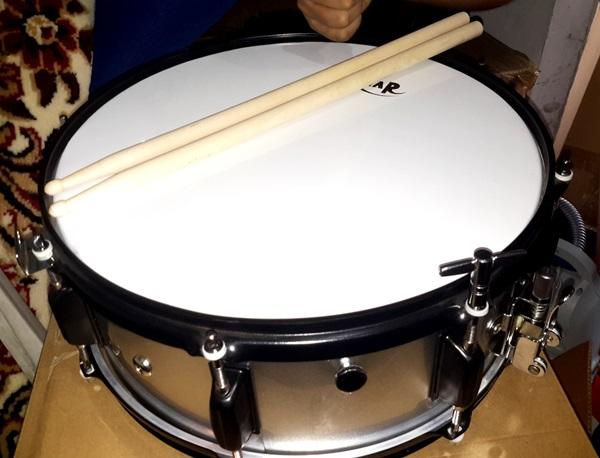 สแนร์ ราคา ถูก LUNAR SN-302 Snare Drum