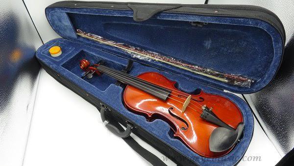 ไวโอลิน สำหรับ เด็ก ราคา ถูก Violin Siserveir G103  2/4