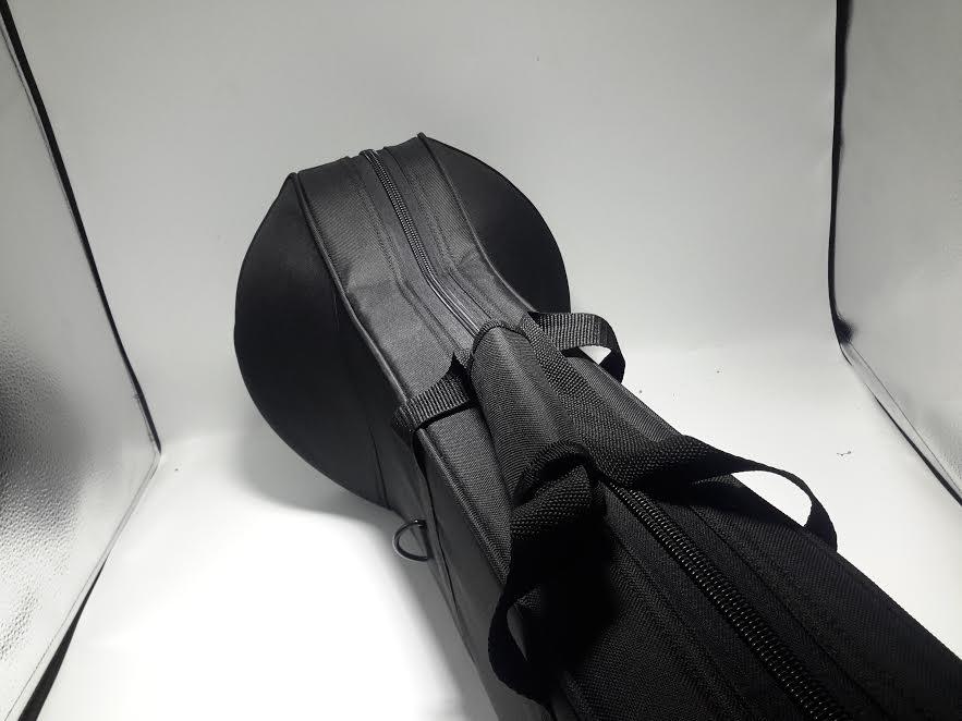 กระเป๋า ใส่ทรอมโบน Trombone Case ยี่ห้อ Wisdom รุ่น 204JA