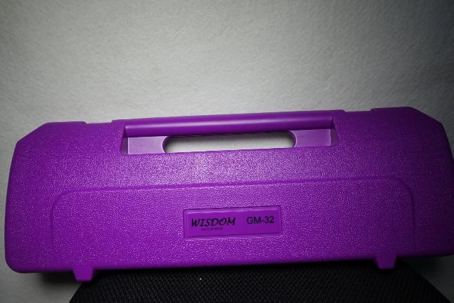 เมโลเดียน Wisdom 32 คีย์ รุ่นมาตรฐาน สีม่วง 1