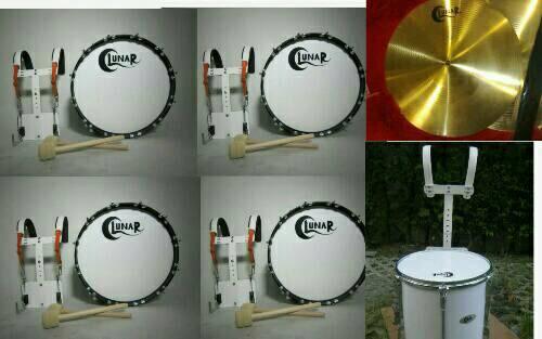ราคากลองใหญ่ พร้อม ราคา กลอง พาเหรด drum line set 2 ขายยกชุด ราคาถูก