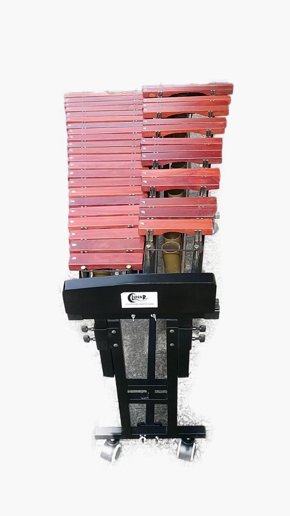 ไซโลโฟน 532M ยี่ห้อ Lunar รุ่น MQ32B ไซโล โฟน ทำด้วยวัสดุชั้นดี พร้อมไม้ตีสำหรับไซโลโฟน ที่มีคุณภาพด