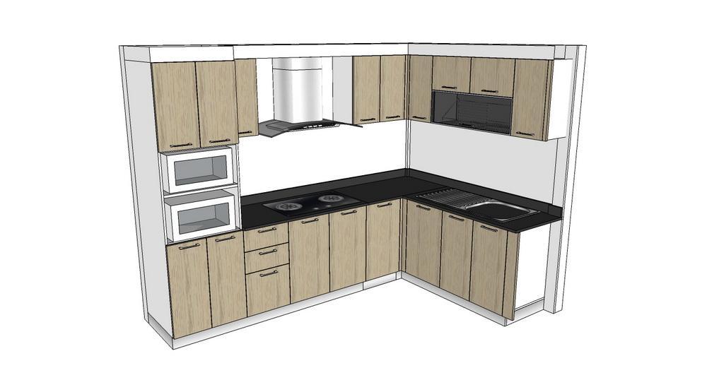 ออกแบบชุดห้องครัวก่อนสั่งผลิต