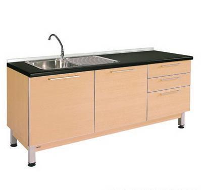 ตกแต่งห้องครัว ด้วยชุดครัวสำเร็จรูป DKT-181 L / DKT-181R