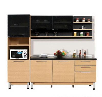 ตกแต่งห้องครัว ด้วยชุดครัวสำเร็จรูป Modular Set 24/2.4 เมตร
