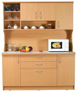 ตกแต่งห้องครัว ด้วยชุดครัวสำเร็จรูป SKT-160