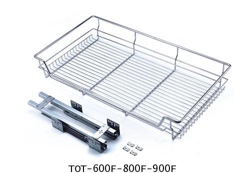 ตะแกรงคว่ำจาน - ใส่ของ 60, 80, 90 ซม. รุ่นไม่มีถาด (TOT-600F-800F-900F) 1