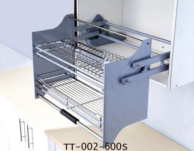 ตะแกรงลิฟยกขึ้น-ลง สแตนเลส ขนาด 60 ซม. (TT-002-600S)