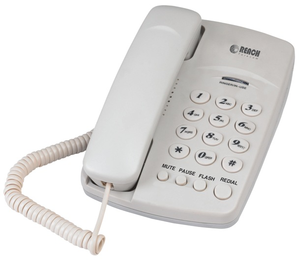 โทรศัพท์ รีช รุ่น DT-504