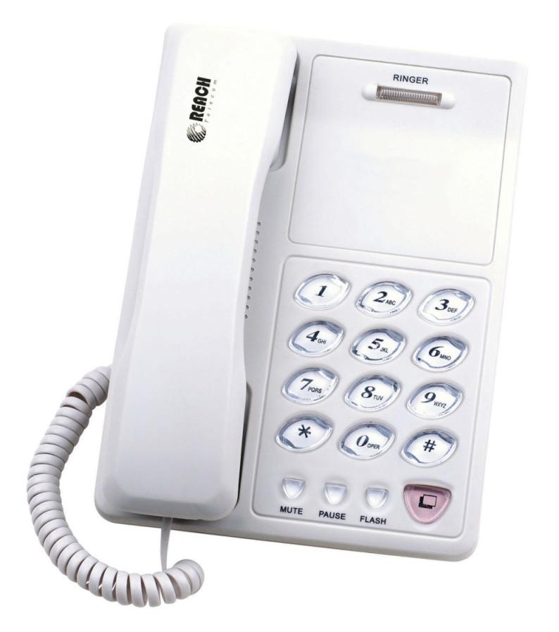 โทรศัพท์ รีช KX-T666