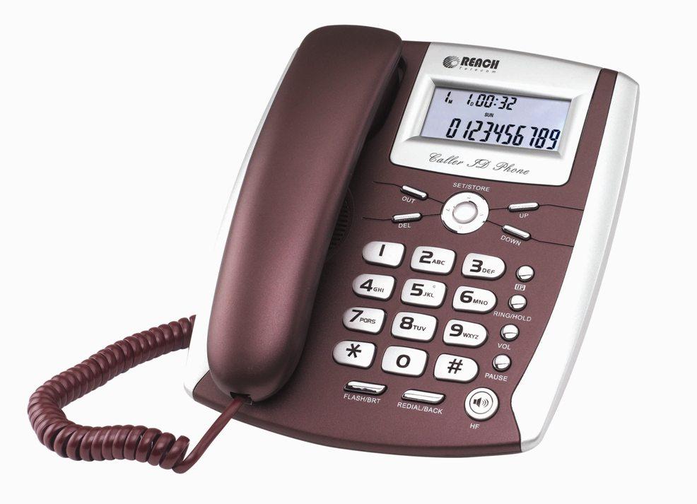 โทรศัพท์ รีช รุ่น CID 611 V2
