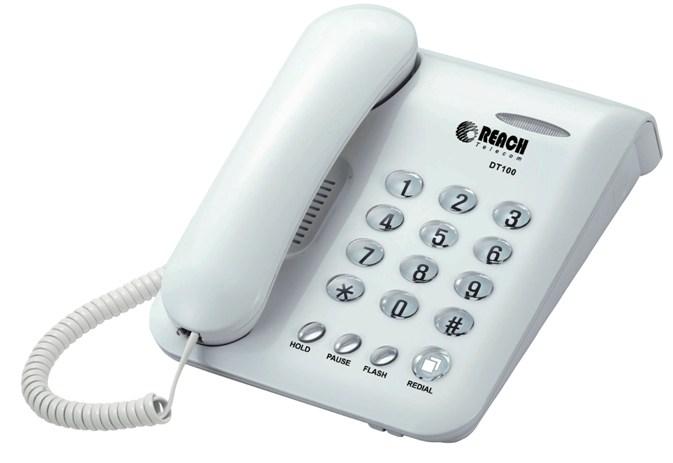 โทรศัพท์ รีช รุ่น DT-100