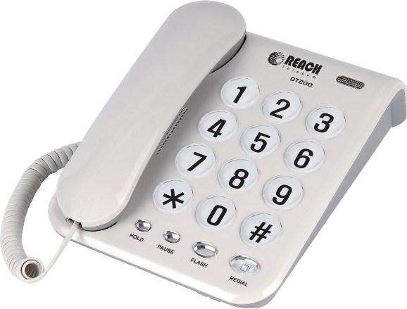 โทรศัพท์ รีช รุ่น DT-200