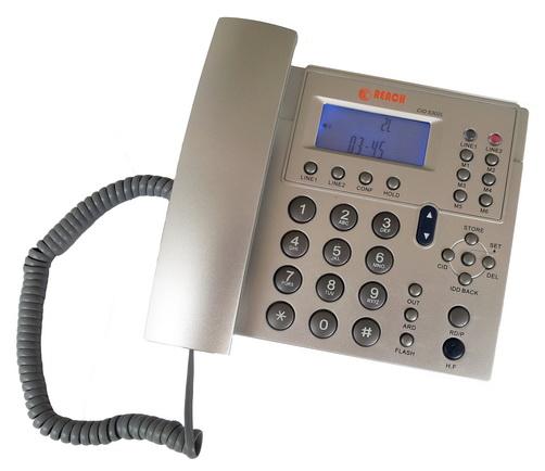 โทรศัพท์ รีช รุ่น CID 530 2L