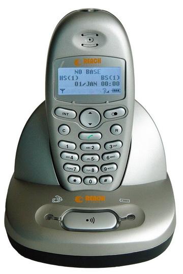 โทรศัพท์ไร้สายรีช รุ่น CL-3382 IDM