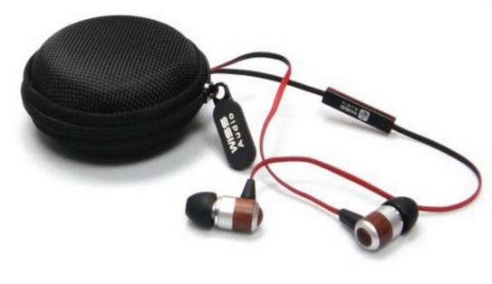 หูฟัง WISS Audio รุ่น ES-W103S