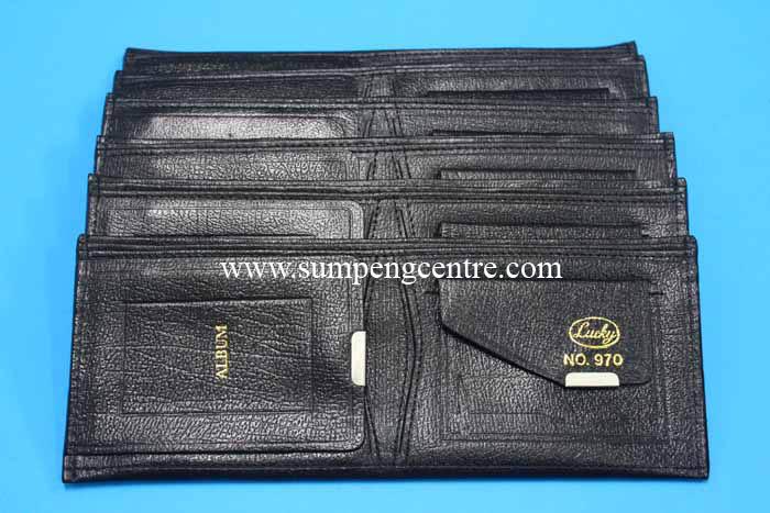 กระเป๋าหนังวัวอัดลาย - 970