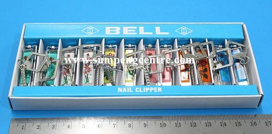 กรรไกรตัดเล็บ Bell - 309